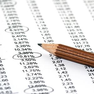 Bleistift Zahlen, Prozent Zahlenreihe, Steffen Klar